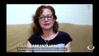 Acusan de narcotráfico a una maestra en Jalisco