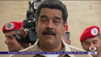 Nicolás Maduro le responde a Santos por declaraciones sobre crisis en Venezuela
