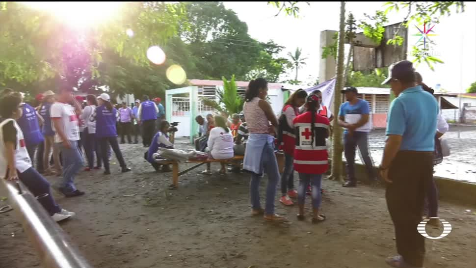 Comunidades resilientes en Tabasco contra fenómenos naturales