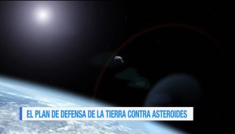 El plan de acción AIDA por si un asteroide impactara la Tierra