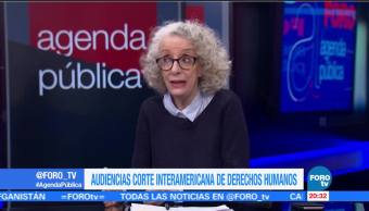Audiencias de la Corte Interamericana de Derechos Humanos sobre caso Atenco