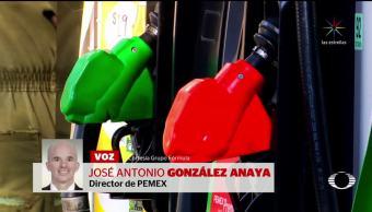 Hacienda y Pemex descartan 'gasolinazo' en enero