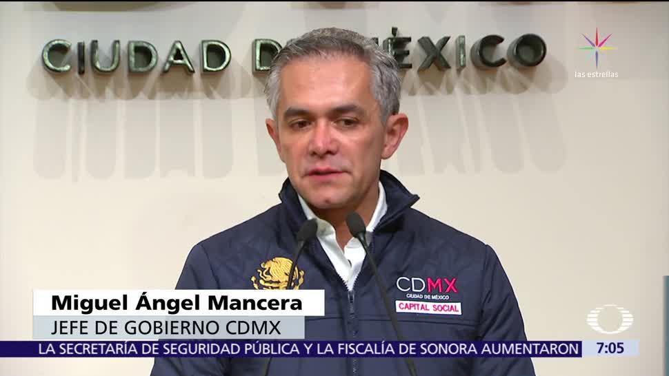Mancera dice que está 'listo' para ser candidato presidencial
