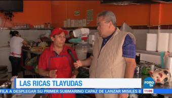 Viernes culinario: dónde comer ricas Tlayudas