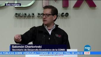 CDMX aplicará nueva estrategia para reactivar economía en corredor Roma-Condesa