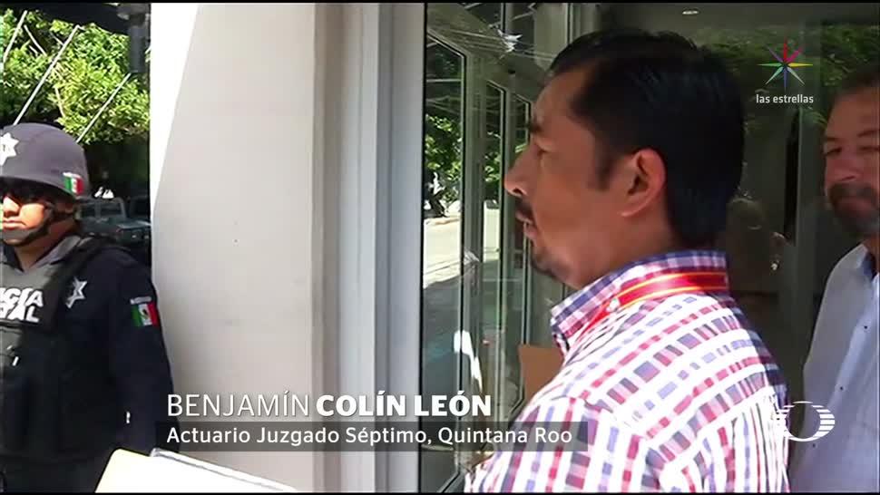 SEIDO impide diligencia ordenada a cajas de seguridad en Cancún