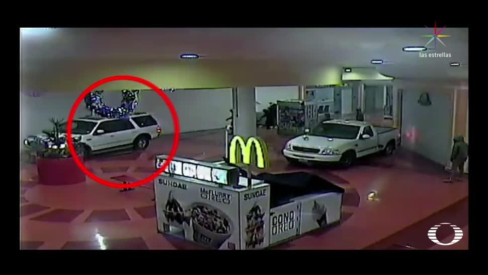 Buscan robar cajero automático en Ecatepec