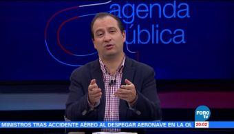 Agenda Pública: Programa del 17 de noviembre de 2017