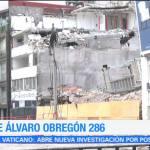 Qué fue de la zona afectada en Álvaro Obregón 286 a dos meses del 19-S