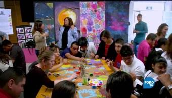 Talleres de arte para personas con discapacidad intelectual