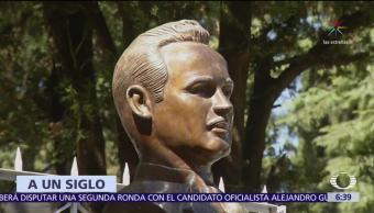 Se cumplen cien años del natalicio de Pedro Infante