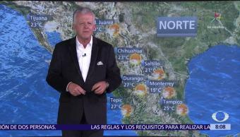 Clima del Aire: Valle de México registrará cielo parcialmente nublado