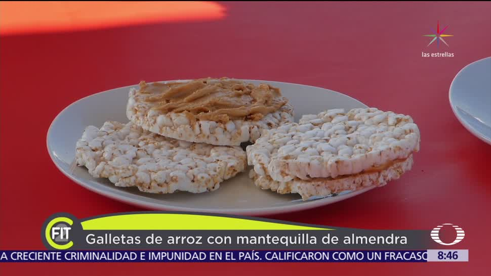 Ponte Fit: Snacks saludables y fitness