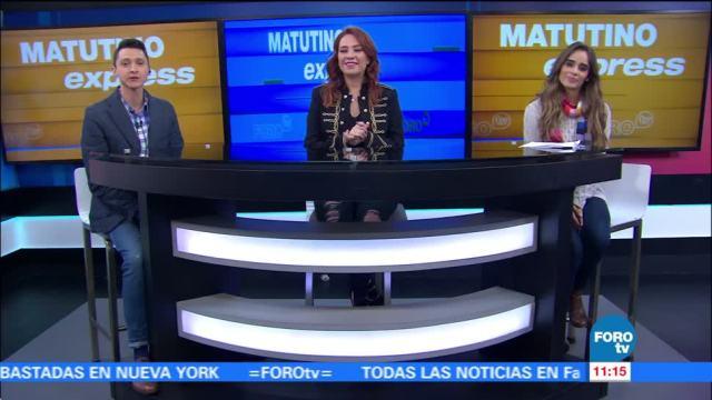 Matutino Express del 21 de noviembre con Esteban Arce (Bloque 3)