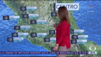 Frente frío 11 se extenderá desde el Golfo de México