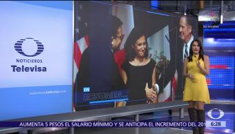 Las noticias, con Danielle Dithurbide: Programa del 22 de noviembre del 2017