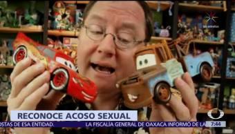 John Lasseter, ejecutivo de Pixar, deja su cargo por conducta sexual inapropiada