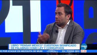 'Pensar México' de Maruan Soto Antaki
