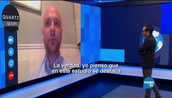 Genaro Lozano entrevista a Chase Purdy