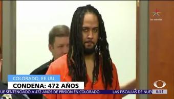 Tribunal condena a 472 años de prisión a un traficante de personas
