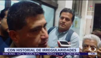 Excontralor del gobierno de Javier Duarte quiere ser nuevo titular de ASF