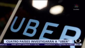 Fiscales de Estados Unidos abren investigación contra Uber por ciberataque