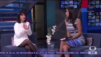 La escritora cubana Wendy Guerra presenta su novela 'Nunca fui primera dama'