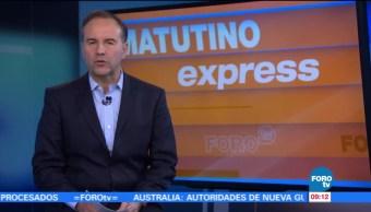 Matutino Express del 23 de noviembre con Esteban Arce (Bloque 2)