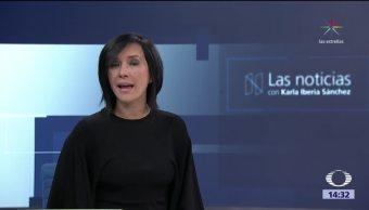 La Noticias, con Karla Iberia: Programa del 23 de noviembre de 2017