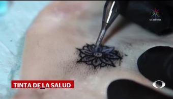 Monitoreo de la salud a través de tatuajes