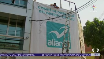 Nueva Alianza no participará en el Frente Ciudadano por México
