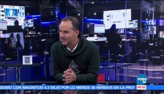 Matutino Express del 24 de noviembre con Esteban Arce (Bloque 2)