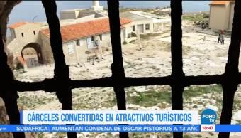 Las cárceles convertidas en un atractivo turístico