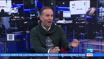 Matutino Express del 24 de noviembre con Esteban Arce (Bloque 3)