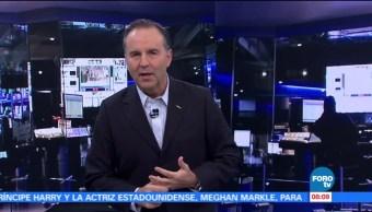 Matutino Express del 27 de noviembre con Esteban Arce (Bloque 1)