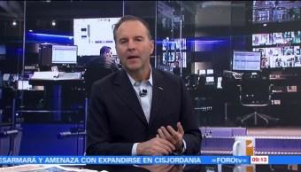 Matutino Express del 27 de noviembre con Esteban Arce (Bloque 2)
