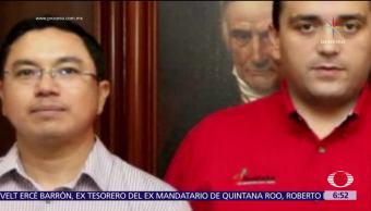 Tesorero de Roberto Borge pasa su primera noche en el penal de Chetumal