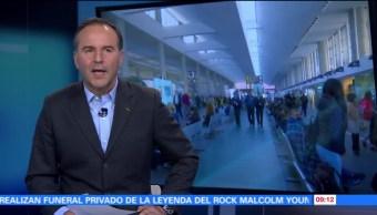 Matutino Express del 28 de noviembre con Esteban Arce (Bloque 2)