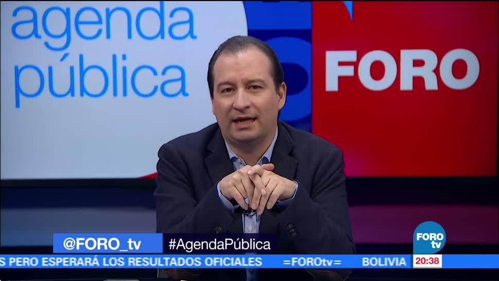 Agenda Pública: Programa del 28 de noviembre de 2017