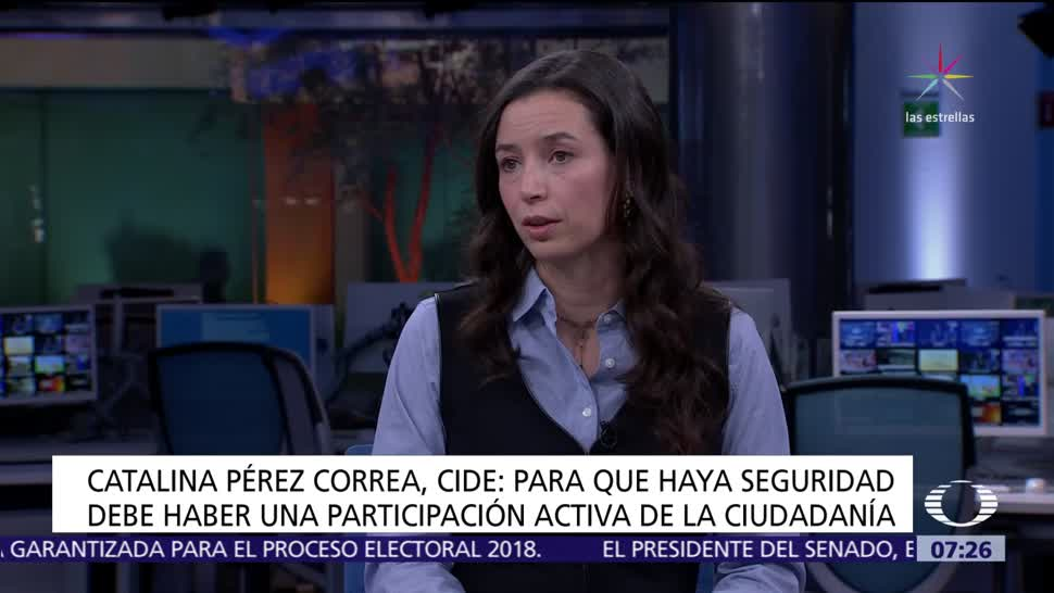 Ley de Seguridad Interior en México, análisis en Despierta