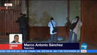Muere hombre en situación de calle en Congreso de la Unión