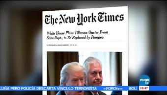 Kelly tacha de falso reporte sobre su despido Casa Blanca