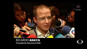 Anaya asegura que el Frente Ciudadano sí se concretará