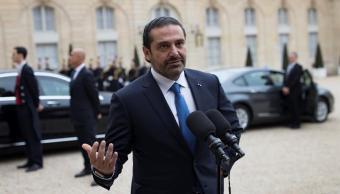 primer ministro libano renuncia dimision peticion presidente