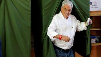 Piñera y Guillier definirán presidencia de Chile en Segunda vuelta