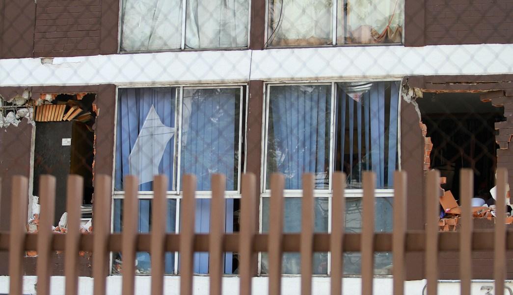 damnificados sismo coyoacan demandan soluciones