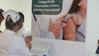 refuerzan campana vacunacion influenza san luis potosi