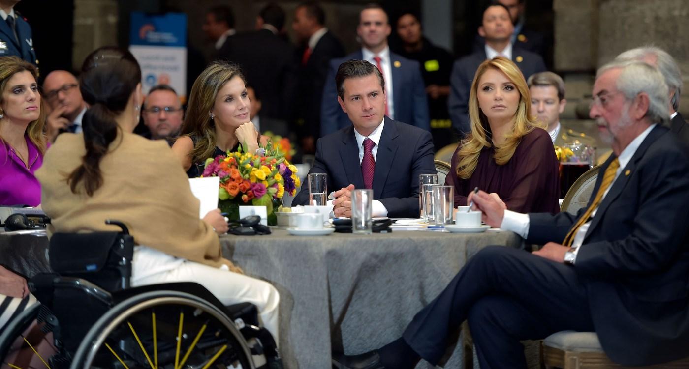 Reina Letiza participa en Cumbre Mundial de Líderes contra el Cáncer 2017