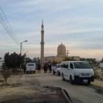 Autores de masacre en mezquita egipcia llevaban bandera del Estado Islámico