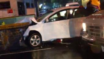 accidentes viales en la ciudad de méxico